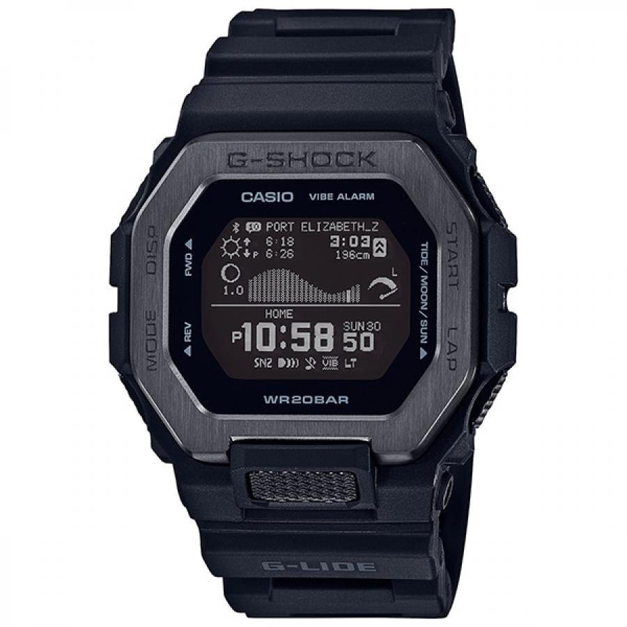 【G-SHOCK】G-LIDE GBX-100NS-1JF ムーンデータ タイドグラフ Bluetooth メンズ