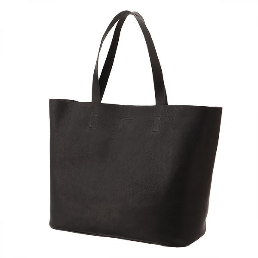 【SLOW】 コレクターズ別注 bono tote bag M トートバッグM ブラック 300S134J