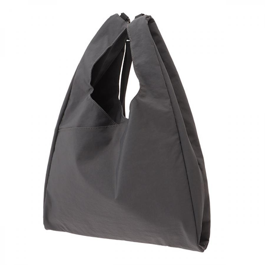 【SLOW】 Span nylon 2way grocery shopper L 2WAYグローサリーショッパー グレー 456S18J