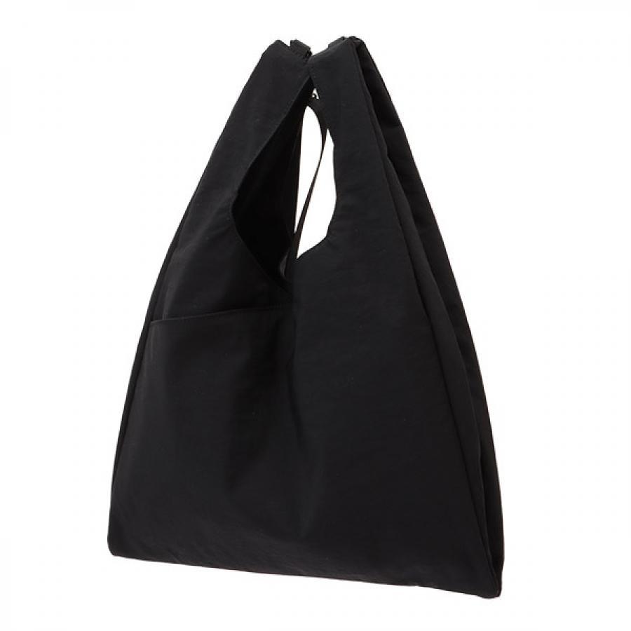 【SLOW】 Span nylon 2way grocery shopper L 2WAYグローサリーショッパー ブラック 456S18J