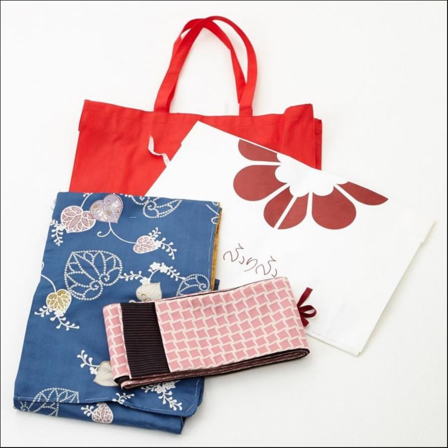 着物福袋(花柄)