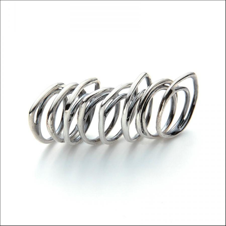 IOSSELLIANI ALBA リング (silver)