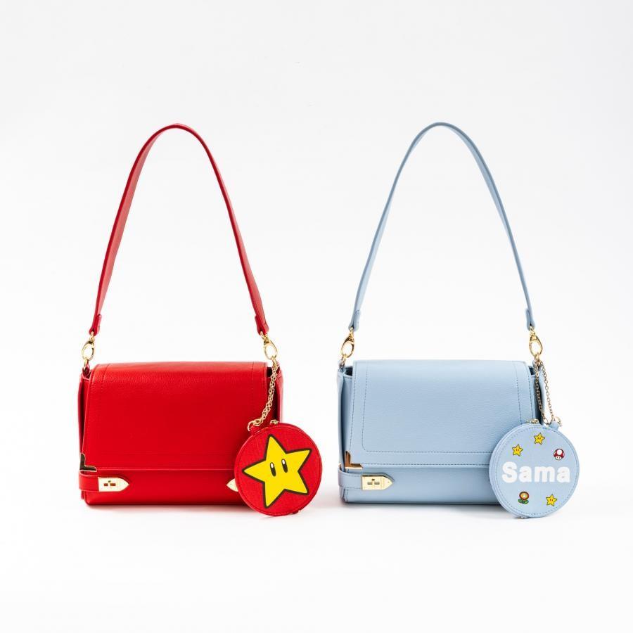 【パルコ×スーパーマリオ コラボアイテム】エールショルダーバッグ
