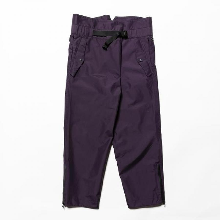 【meanswhile】WATERPROOF WRAP PT /PURPLE