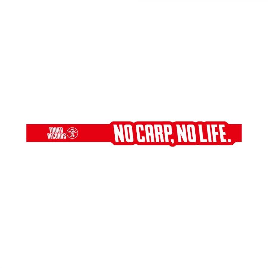 【4月下旬より順次発送予定】NO CARP, NO LIFE. 2019 ラバーバンド(3色セット)