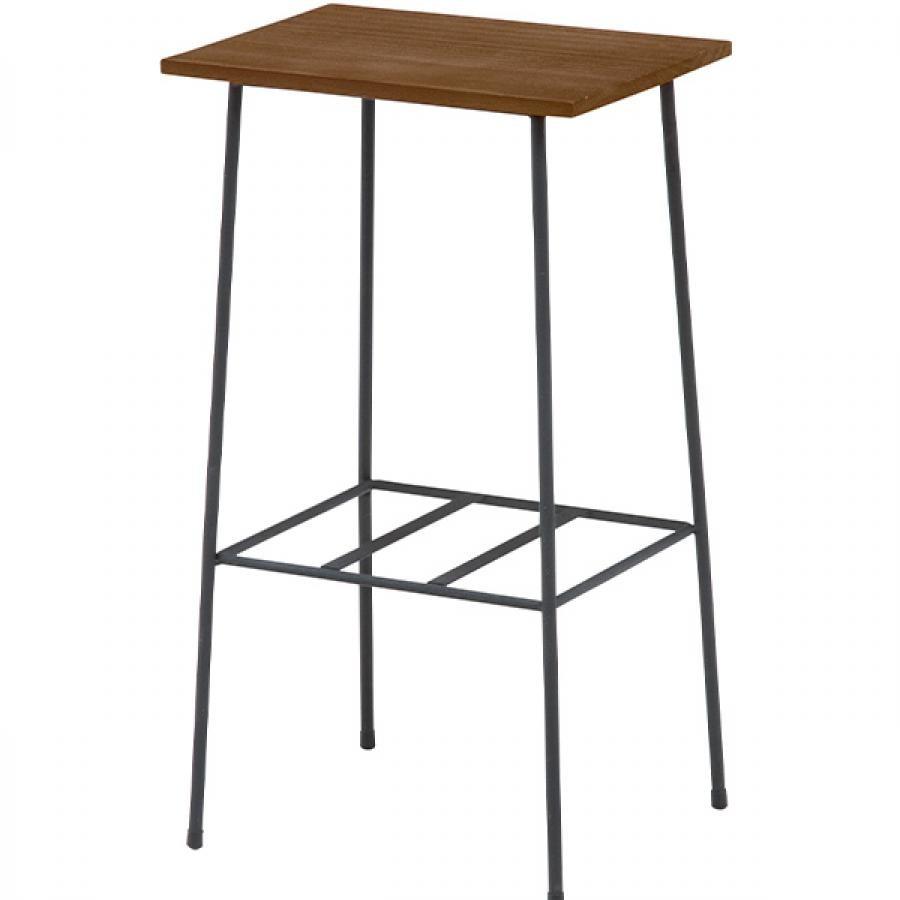 デポスクエアサイドテーブル