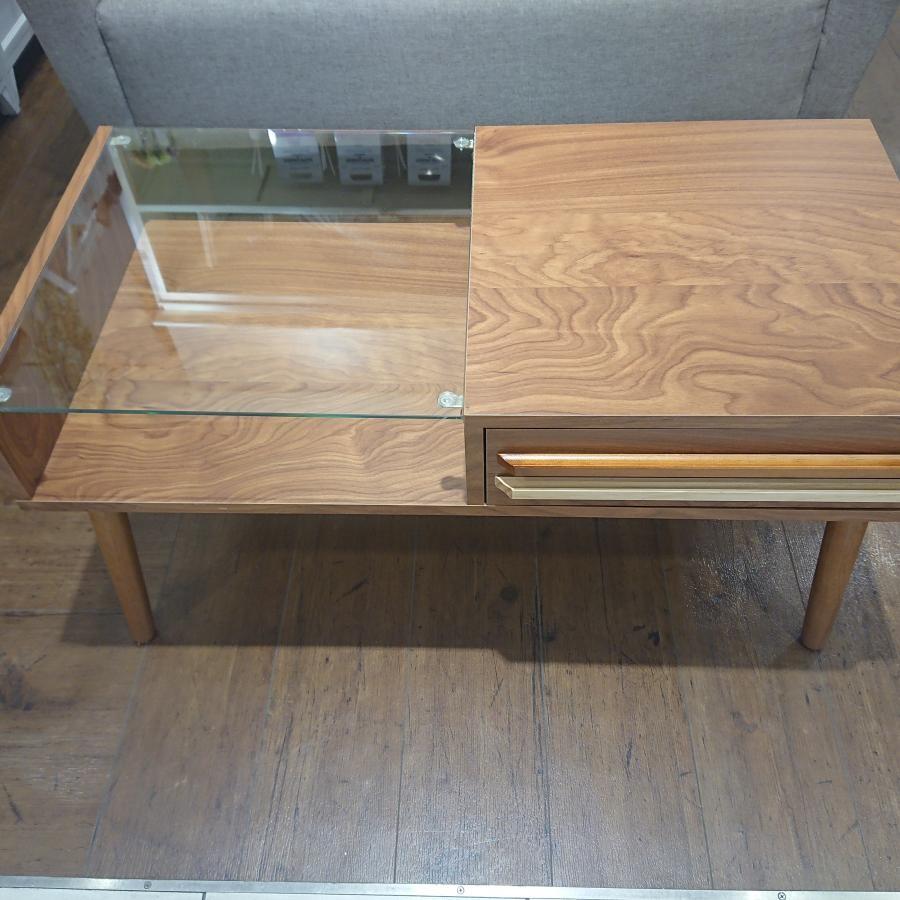 ☆展示品限定価格☆ドリー 引き出し付きテーブル