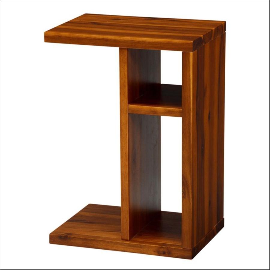 アンバー サイドテーブル