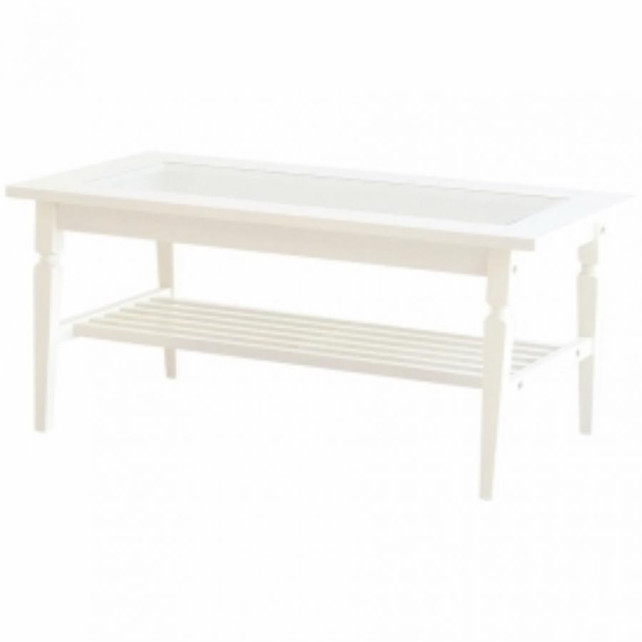 アイネリビングガラステーブル