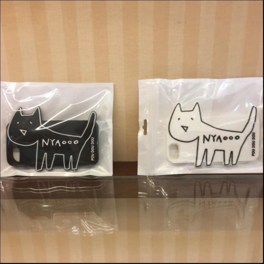 にゃんこiPhoneケース