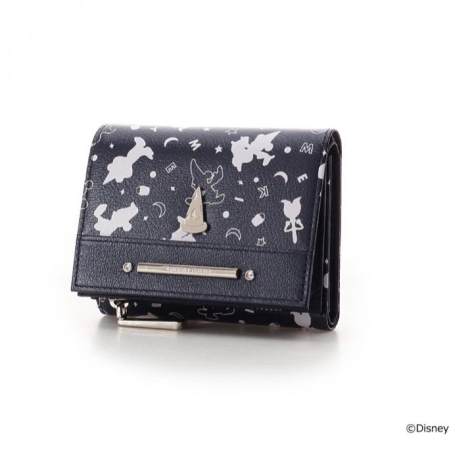 『ファンタジア』 ミッキー/三つ折り財布