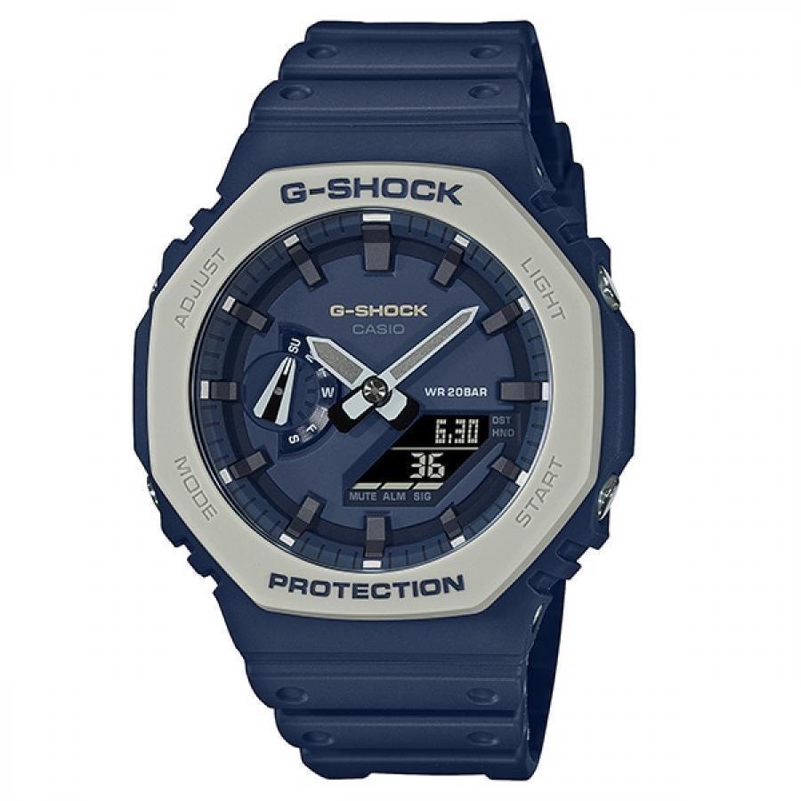【札幌パルコ】G-SHOCK ジーショック CASIO カシオ Earth Color Toned Series アースカラートーン GA-2110ET-2AJF グレー 腕時計 メンズ