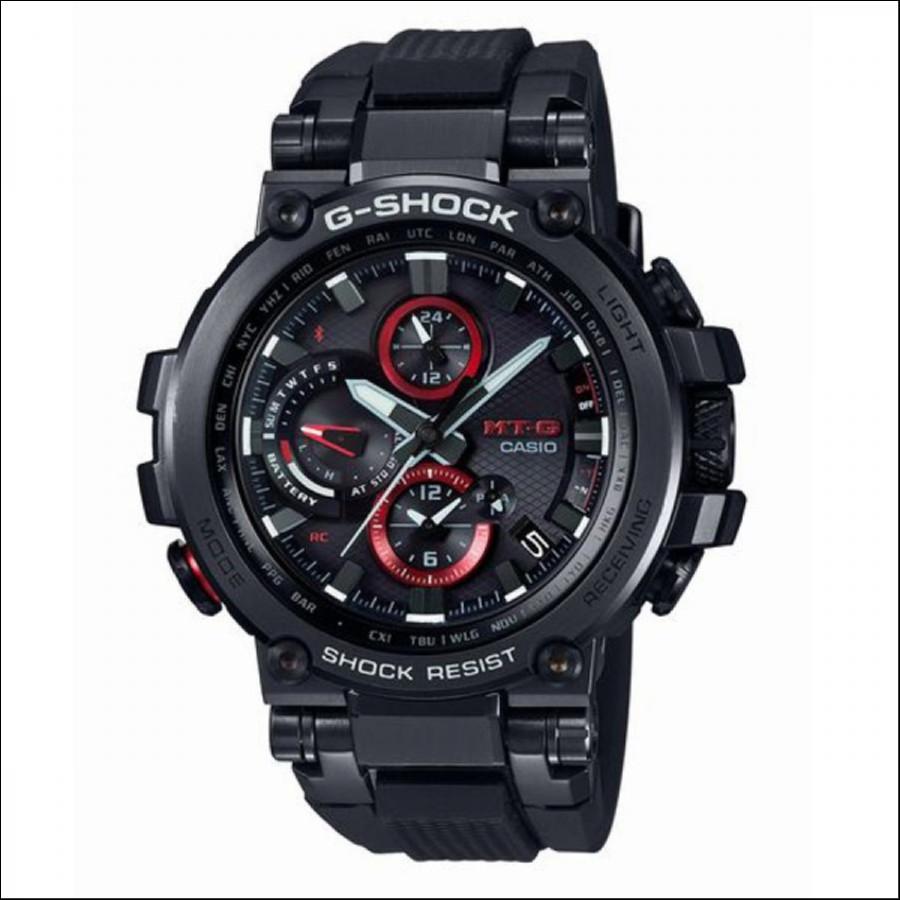 G-SHOCK ジーショック CASIO カシオ MT-G Bluetooth搭載 電波ソーラー 腕時計