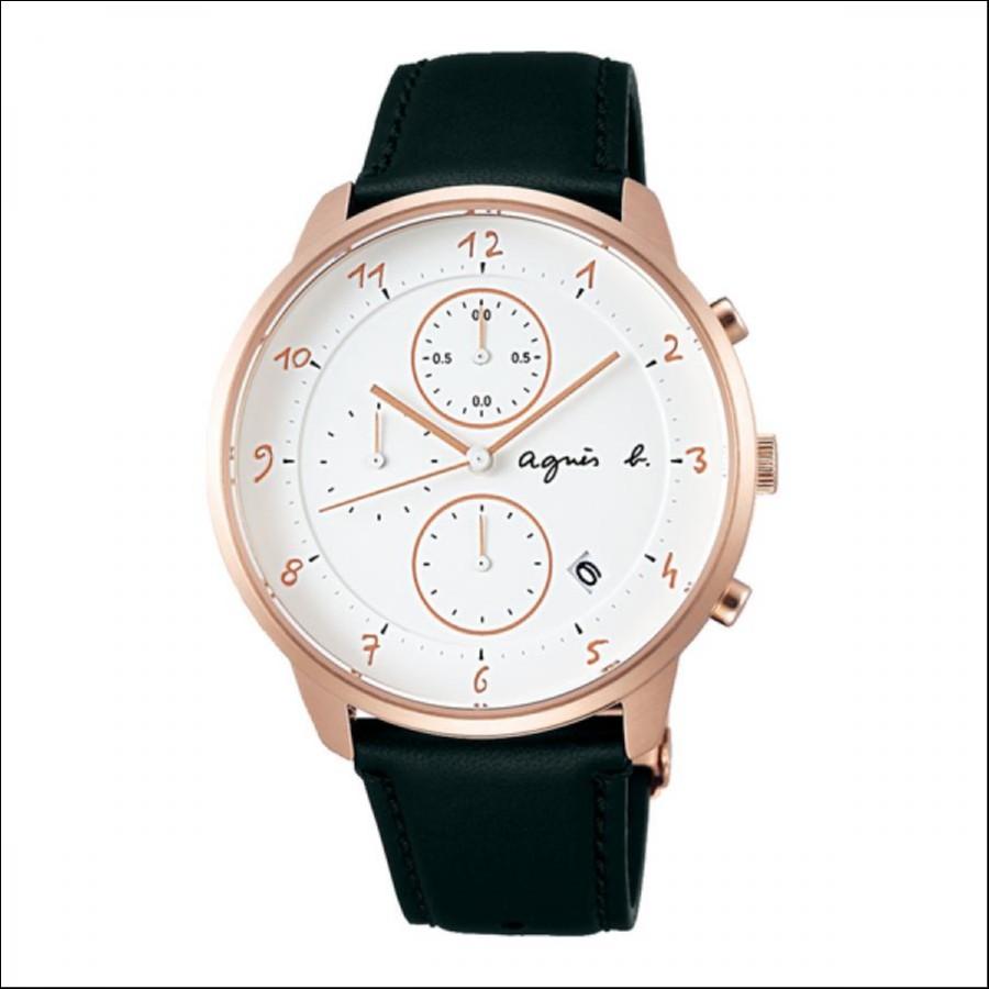 agnes b. アニエスベー マルチェロ クロノ 【国内正規品】 腕時計 メンズ