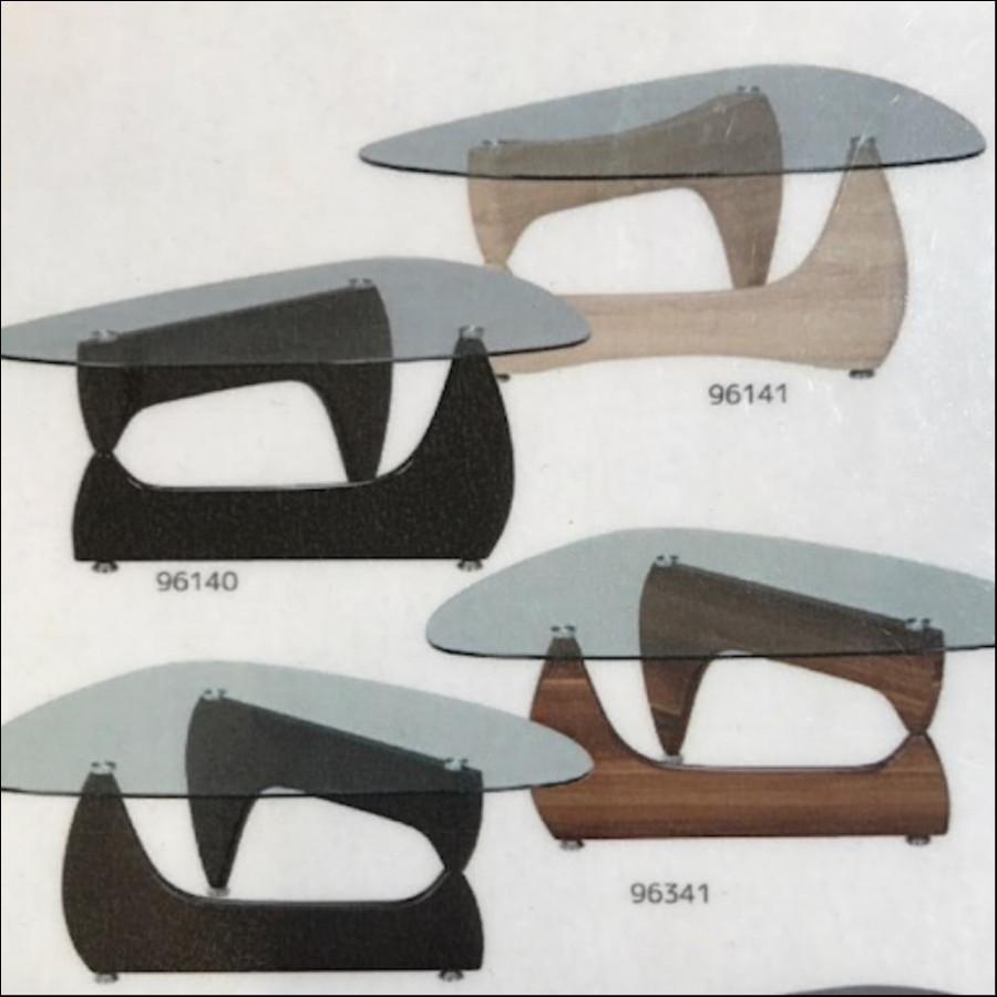 ルークガラステーブル