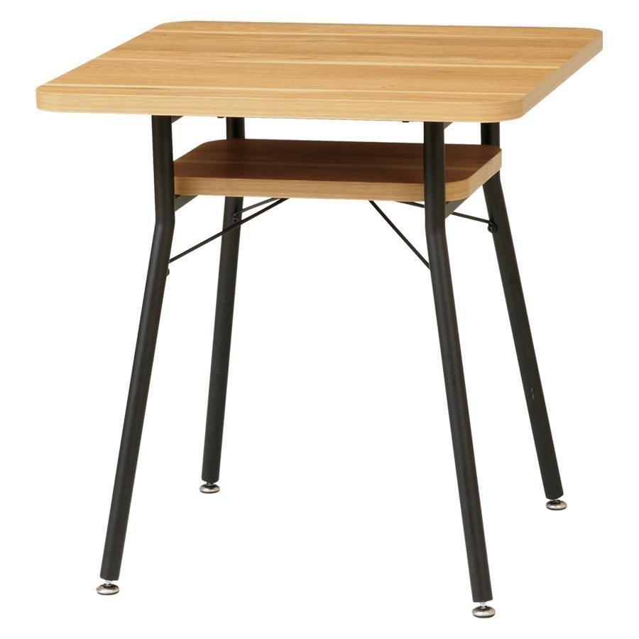 ミルド ダイニングテーブル65+スツール