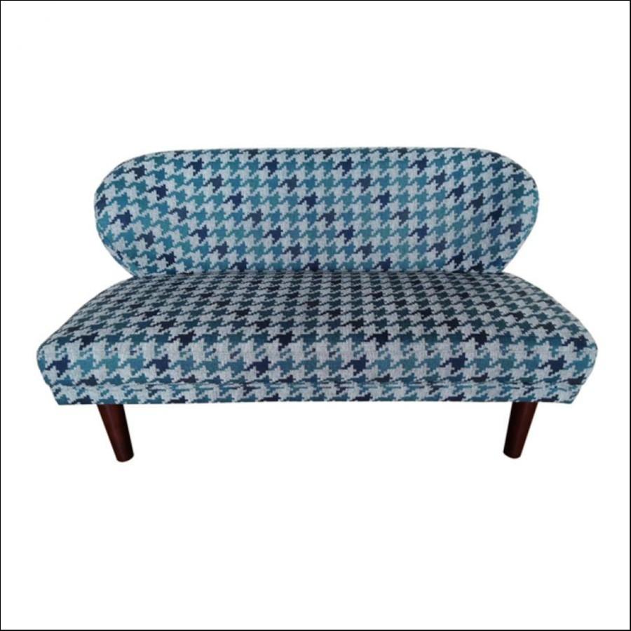 福家具◆ソジャ2人掛けソファ