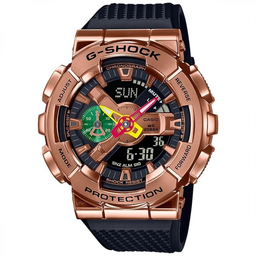 【G-SHOCK】GM-110RH-1AJR 八村塁シグネチャーモデル 限定 交換バンド付属 専用パッケージ メンズ
