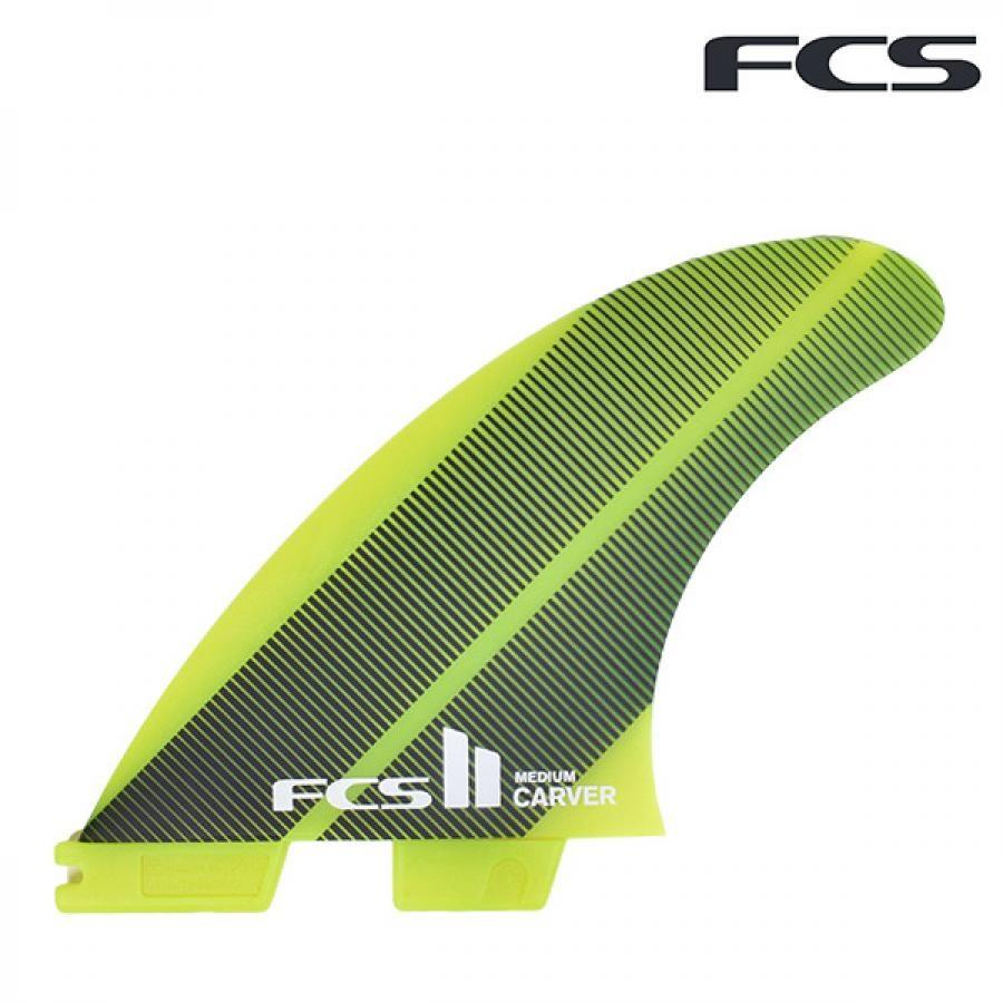 フィン FCS エフシーエス FCS II Carver Neo Glass Tri Set【送料無料】