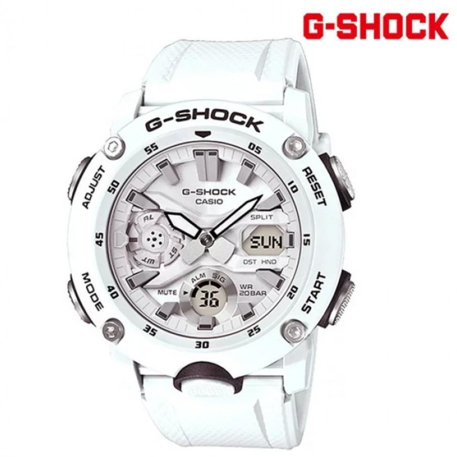 【送料無料】G-SHOCK ジーショック GA-2000S-7AJF 時計 カーボンコアガード構造