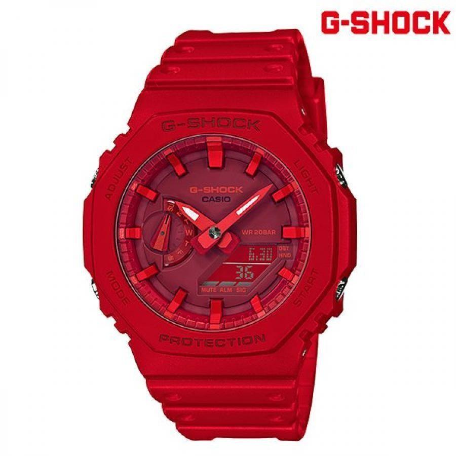 【送料無料】G-SHOCK ジーショック  GA-2100-4AJF 時計 カーボンコアガード構造