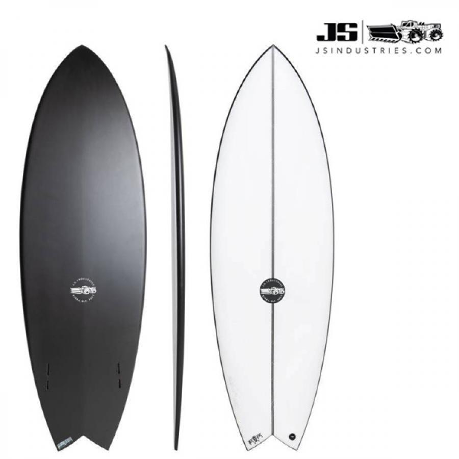 JS INDUSTRIES SURFBOARDS ジェイエスインダストリー BLACK BARRON ブラックバロン サーフボード FCS2 HH D11【送料無料】