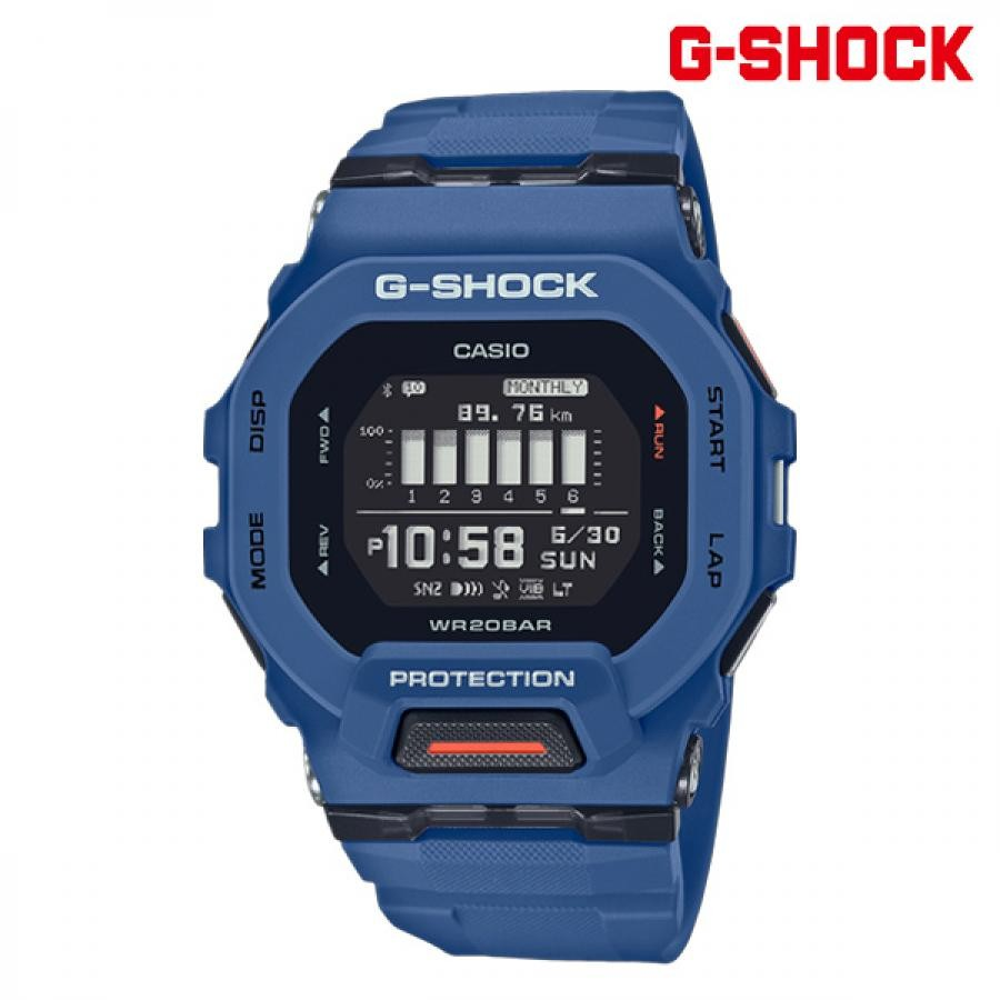 G-SHOCK ジーショック G-SQUAD GBD-200-2JF 時計 スマートフォン連動 【送料無料】