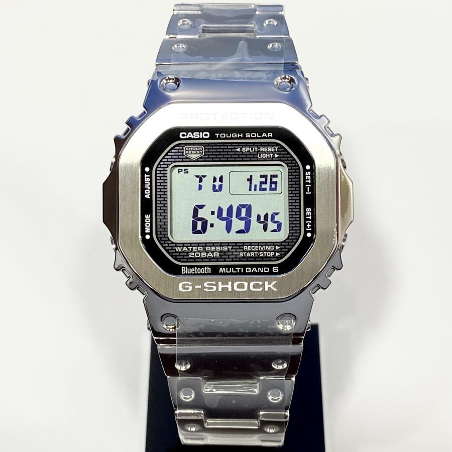 【送料無料】G-SHOCK ジーショック GMW-B5000D-1JF 時計