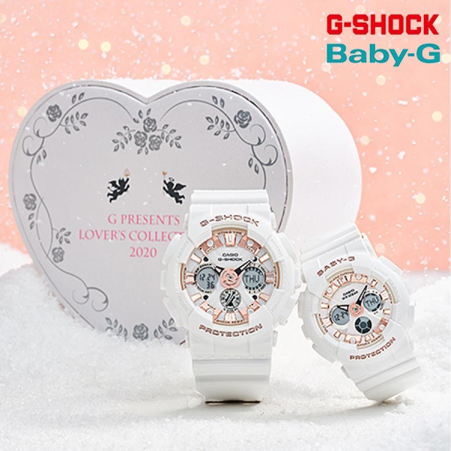 【送料無料】G-SHOCK ジーショック BABY-G ベビージー LOV-20A-7AJR 時計