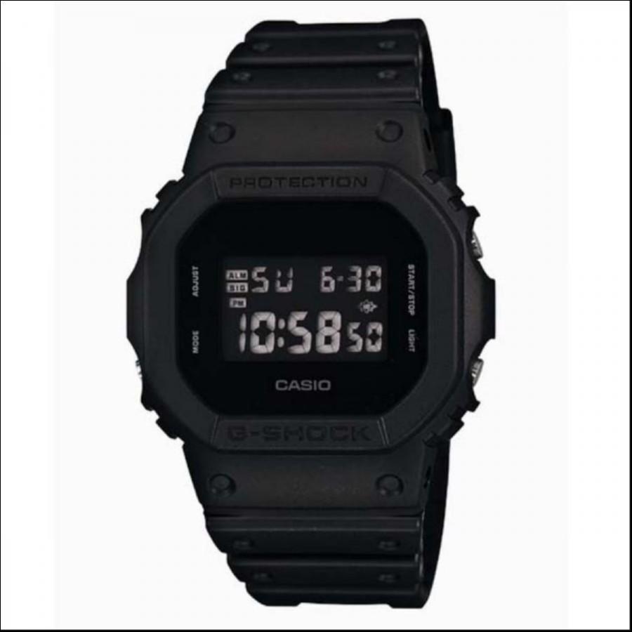 G-SHOCK ジーショック CASIO カシオ Solid Colors ソリッドカラーズ 【国内正規品】 腕時計 ブラック DW-5600BB-1JF