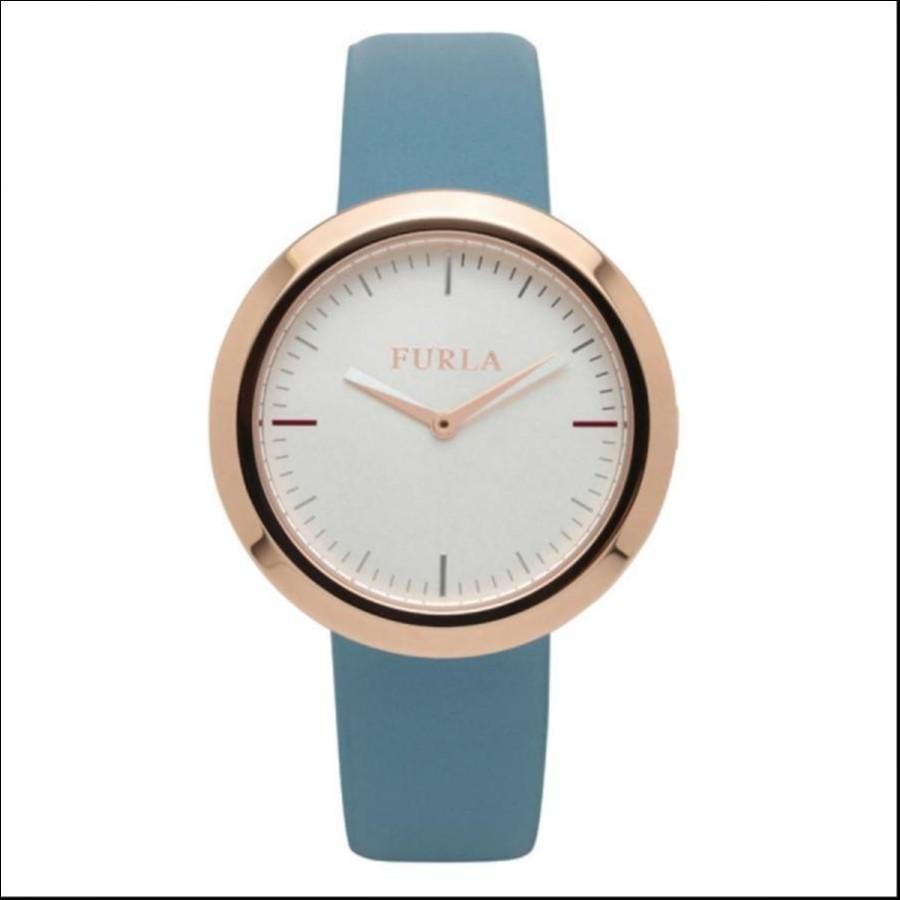 FURLA フルラ ヴェロニカブルー VALENTINA ヴァレンティナ 国内正規品 腕時計 レディース R4251103523