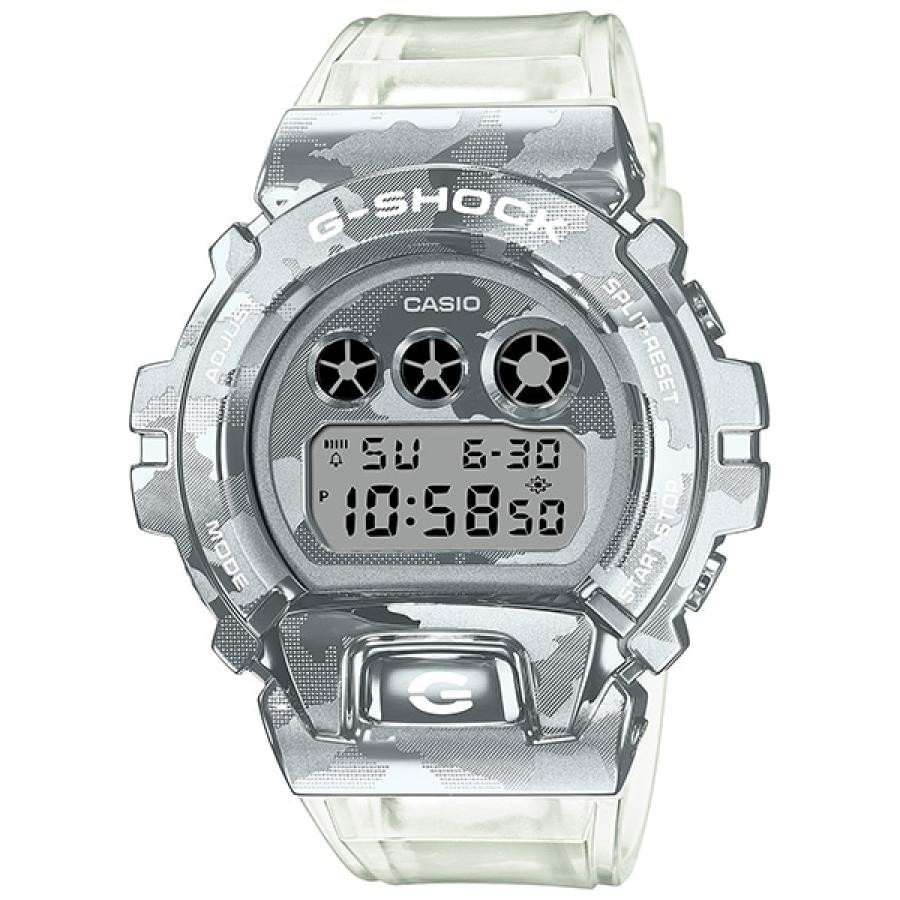 G-SHOCK ジーショック CASIO カシオ Skeleton Camouflage Series GM-6900SCM-1JF