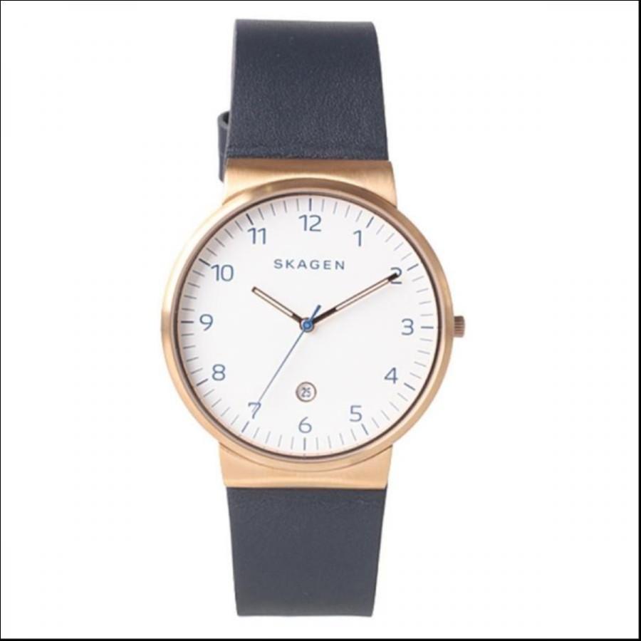 SKAGEN スカーゲン ANCHER アンカー TiCTAC別注 腕時計 【国内正規品】 メンズ SKW9012