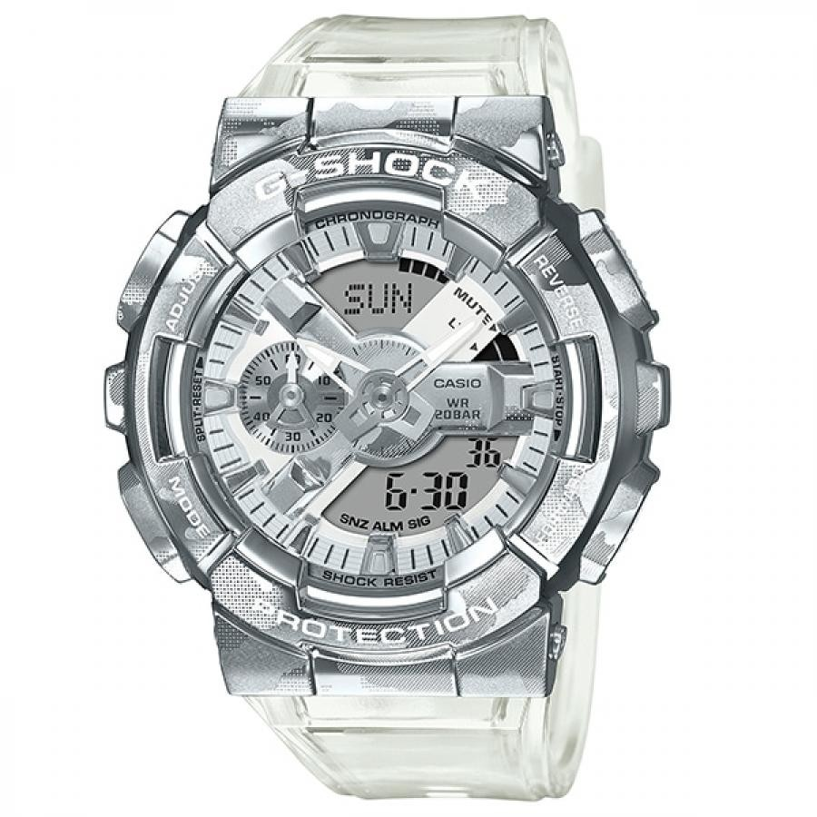 G-SHOCK ジーショック CASIO カシオ Skeleton Camouflage Series GM-110SCM-1AJF