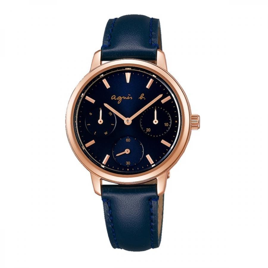 アニエスベー agnes.b. SEIKO SAM サム TiCTAC別注モデル 腕時計 レディース FCST707