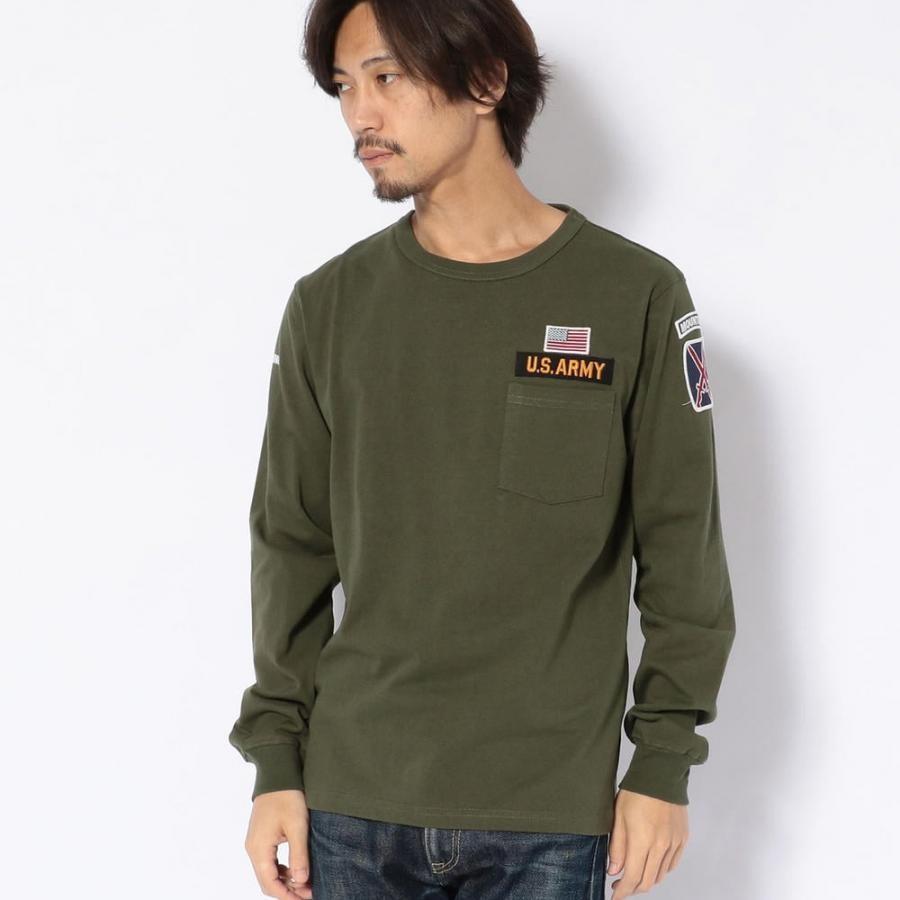 マウントパッチ クルーネック Tシャツ/Mt. PATCH CREW NECK T-SHIRT