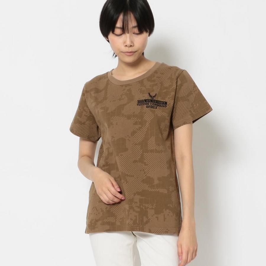 刺繍Tシャツ フューチャーコマンド/S/S EMB TEE 'FUTURE COMMAND' 6213120