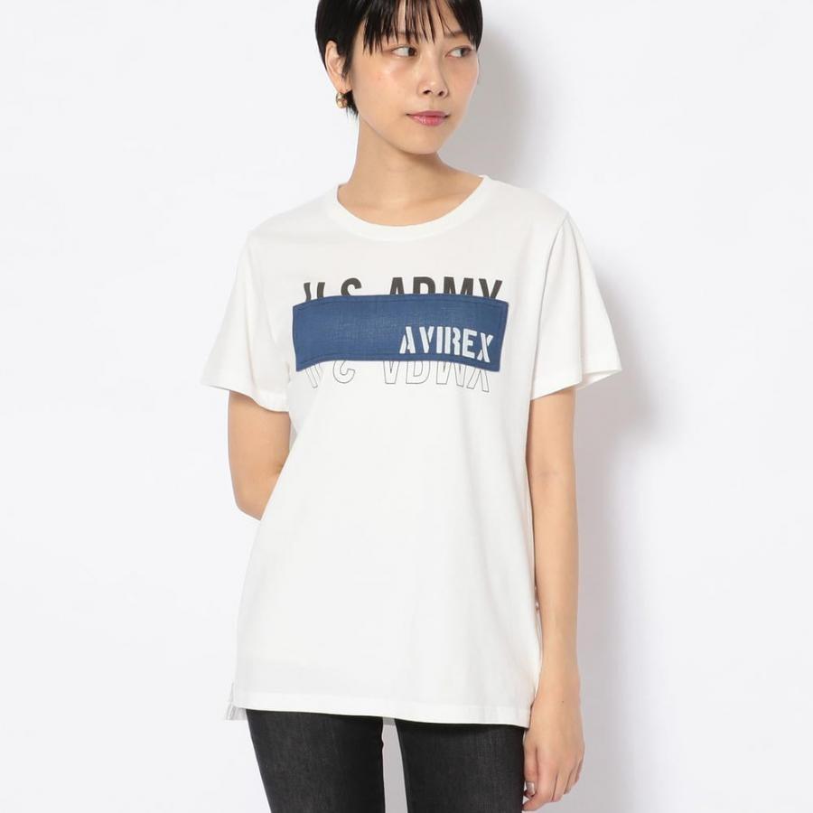 【直営店限定】パッチTシャツ/PATCHED T-SHIRT