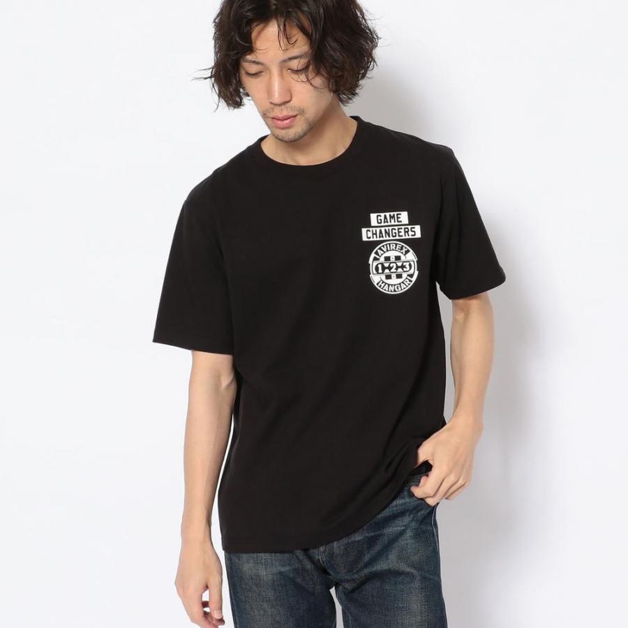 ハンガー ゲーム チェンジャース Tシャツ/HANGAR GAME CHANGERS T-SHIRT/AH