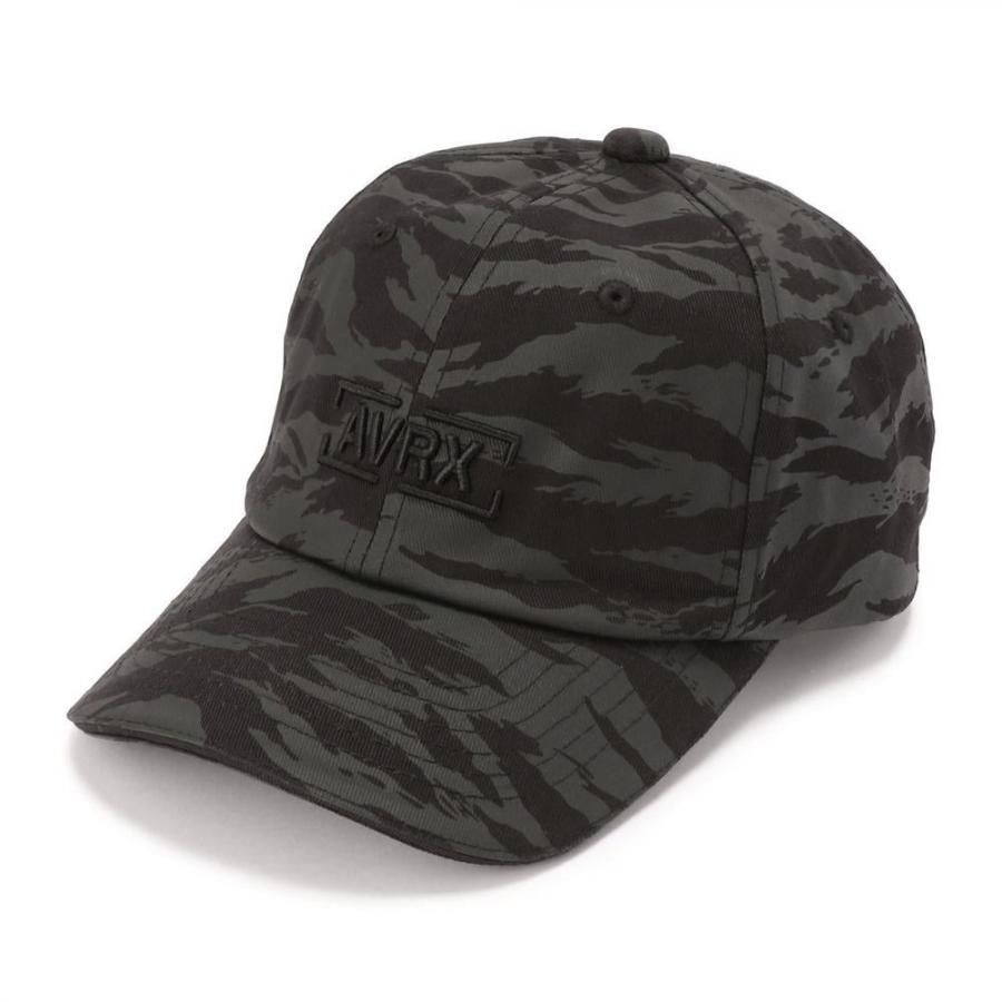 タイガーカモキャップ/TIGER CAMOUFLAGE CAP