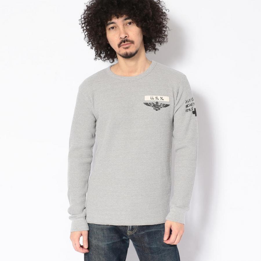 USN ビッグワッフル Tシャツ/USN BIG WAFFLE T-SHIRT