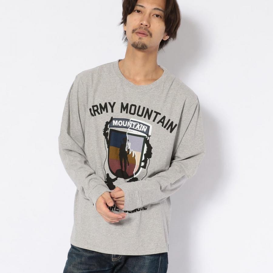 アーミーマウンテンスクール Tシャツ/ARMY MOUNTAIN SCHOOL T-SHIRT 6193475