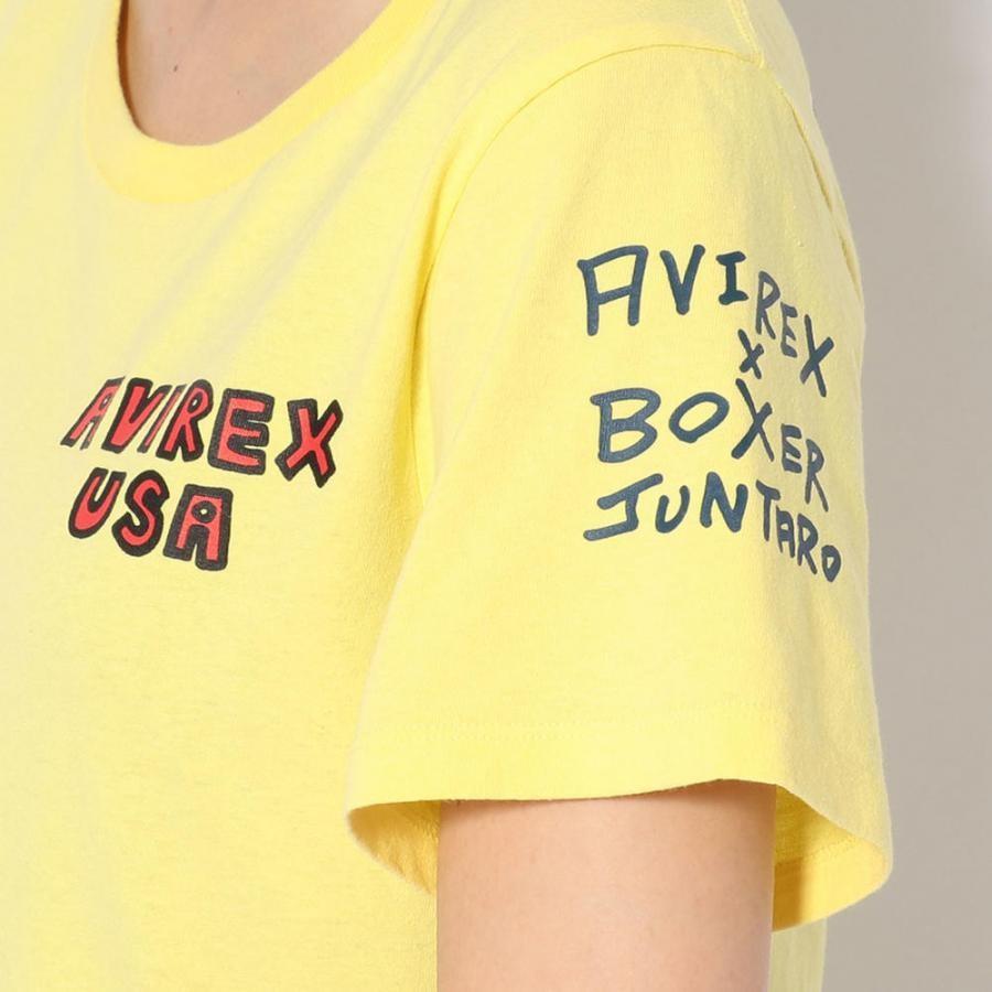 WOMEN'S/ピンナップガールTシャツ/BOXER JUNTARO/ボクサージュンタロー
