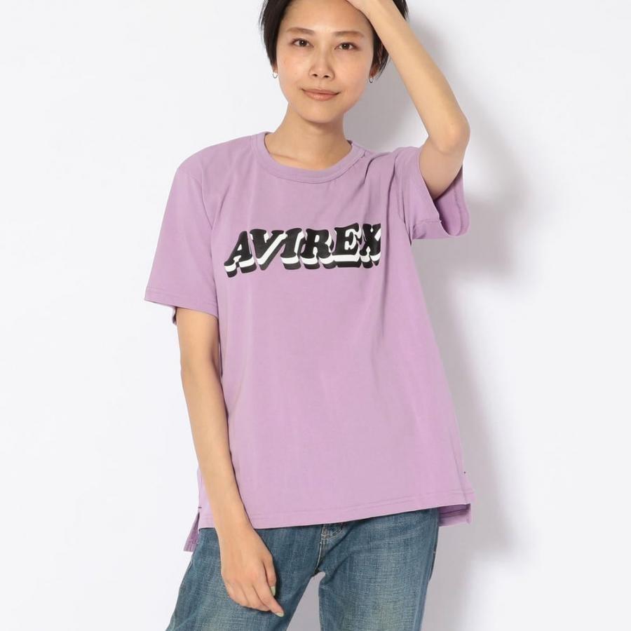 ロゴプリント クルーネックティーシャツ/LOGO PRINT CREW NECK T-SHIRT 6293100