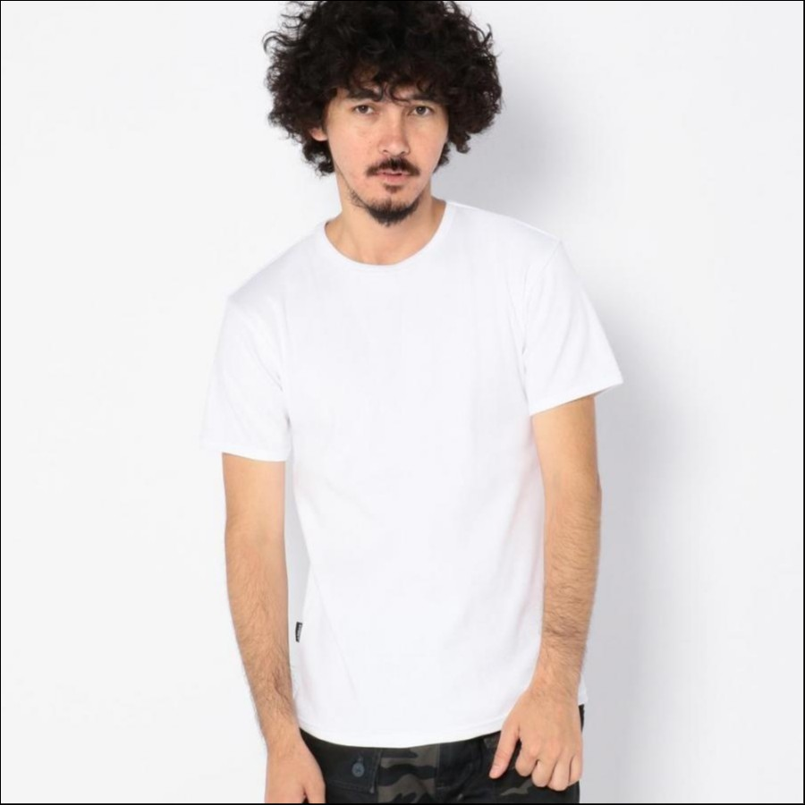 デイリー ショートスリーブ クルーネック ティーシャツ/ DAILY S/S CREW NECK T-SHIRT