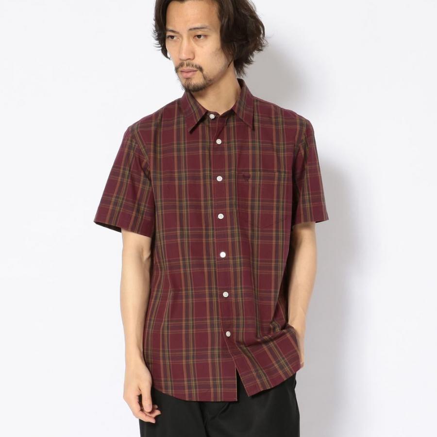 【直営店限定】チェックシャツ/ CHECK SHIRT 6195161