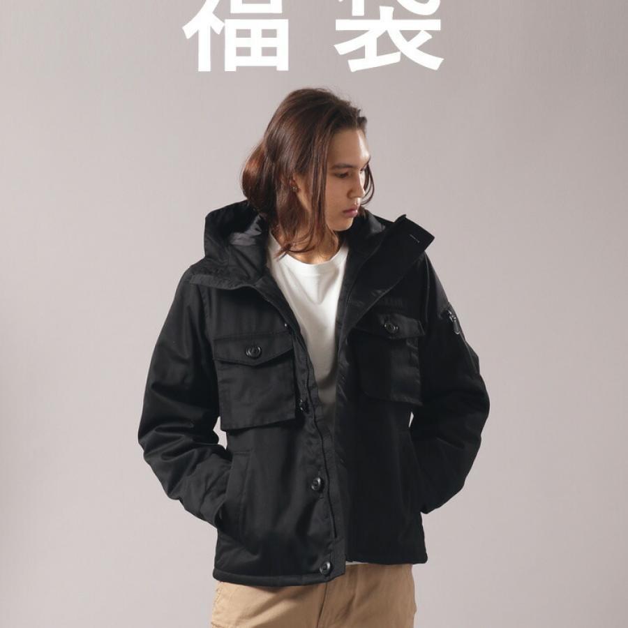 【福袋】 【AVIREX】 2021年メンズ福袋 (BLACK)