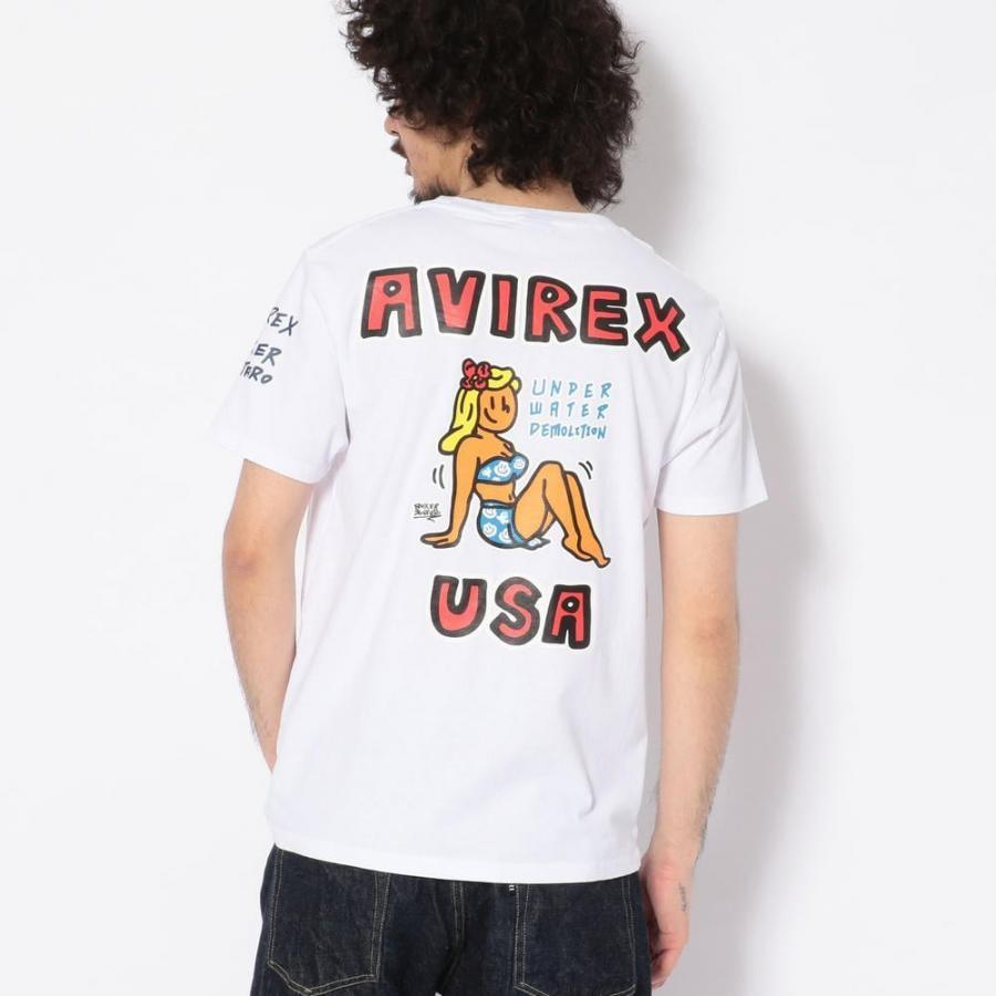 ピンナップガールTシャツ/BOXER JUNTARO/ボクサージュンタロー