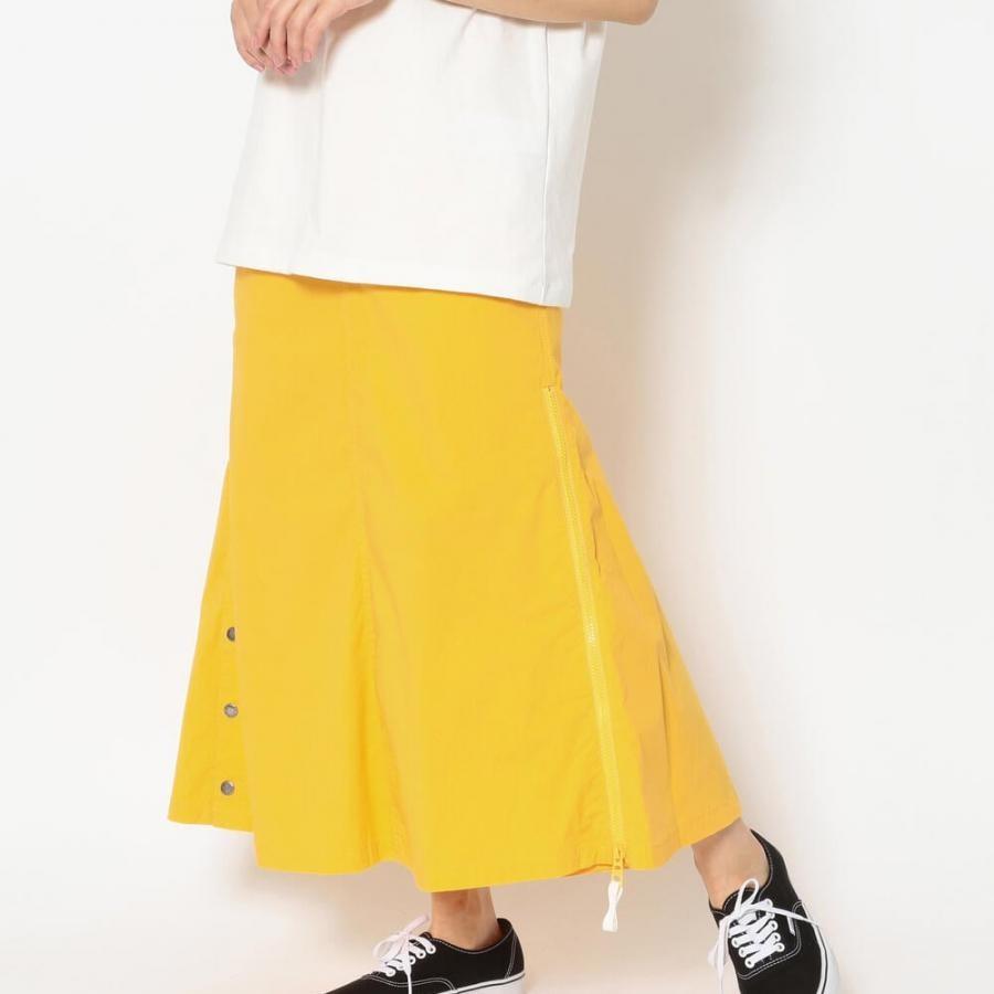 【直営店限定】MA-1 ジップロングスカート/ MA-1 ZIP LONG SKIRT 6216056