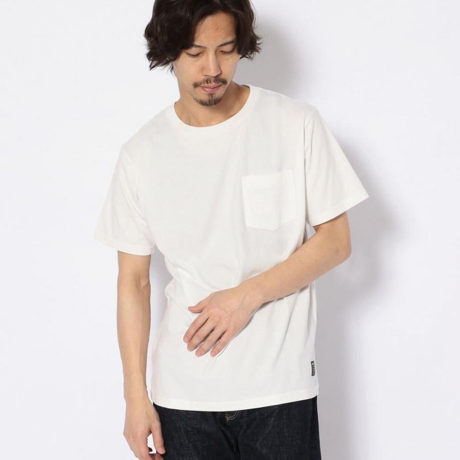 【直営店限定】クルーネック ポケットTシャツ/POCKET T-SHIRT 6193418